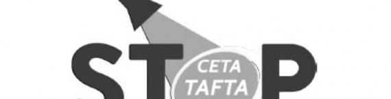 Stopt Tafta, un mouvement d'opposition aux différents traités de libre-échange impliquant l'Union européenne sur le fond, comme la forme.