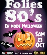 Folie 80's Halloween (doc remis)