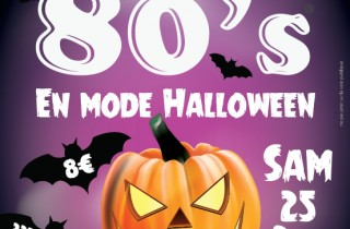 Folie 80's Halloween (doc remis)
