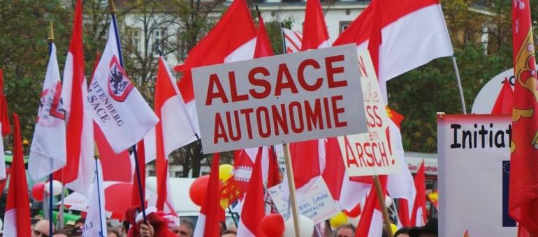 Quatre questions sur la manifestation «pour l'Alsace» du 11 octobre