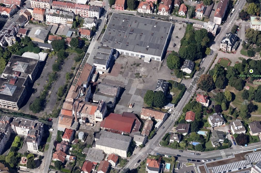 Schutzenberger sur le point de red marrer une production for Adresse piscine schiltigheim