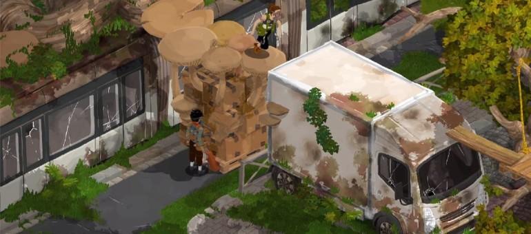 Apocalypsheim, un jeu vidéo de survie à Strasbourg en préparation