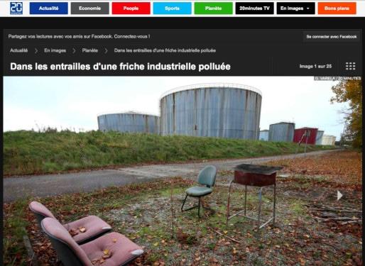 La société Brownfields a repris une partie encore en friche de l'ex-raffinerie Petroplus de Reichstett.