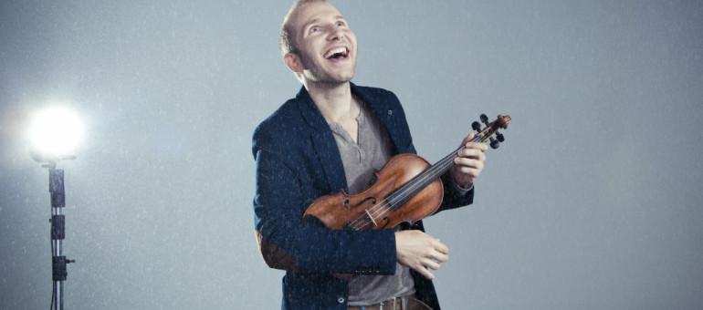 Matskat, musicien touche-à-tout vendredi à l'Illiade
