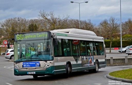 Les bons vieux bus gris et vert, une image bientôt du passé ? (Photo Nico54300 / Flickr / cc)