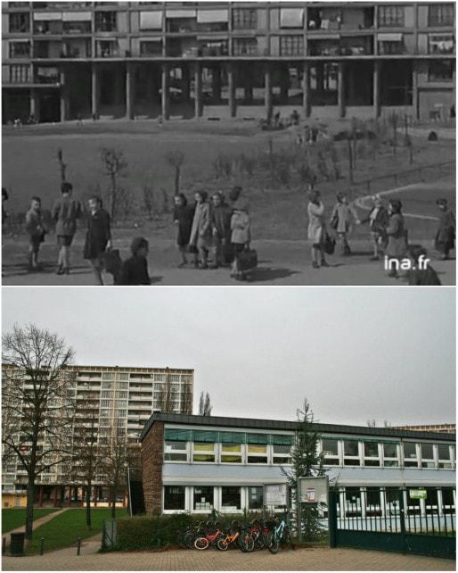 L'école primaire a été agrandie (Ina / MM)