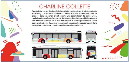 La proposition de Charline Collette (doc CTS)