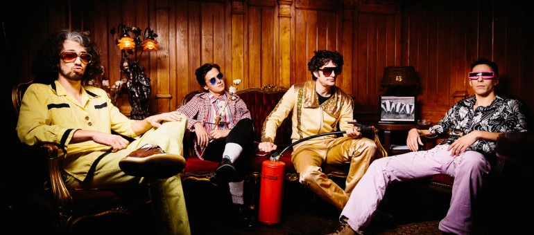 Grand-messe funk avec The Fat Badgers au Mudd Club