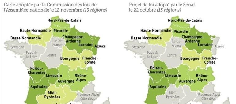 Tribune : «les élus alsaciens n'ont pas à confisquer le débat sur la fusion des régions»