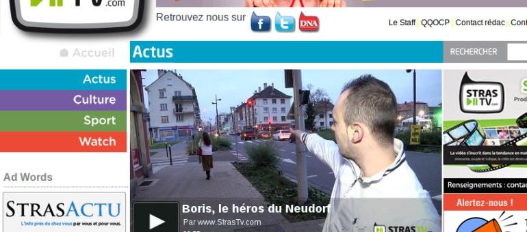 Boris, le héros du Neudorf