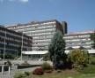 L'imposante entrée du centre hospitalier d'Hautepierre (Photo Archi-Strasbourg / cc)