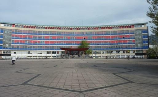 Fac de droit de Strasbourg (Photo Roland Burckel / Archi-Strasbourg / cc)