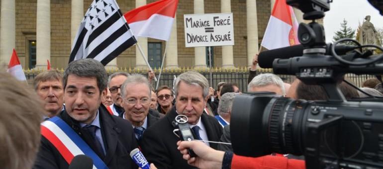 Des maires dans la rue contre la baisse des dotations de l'État samedi