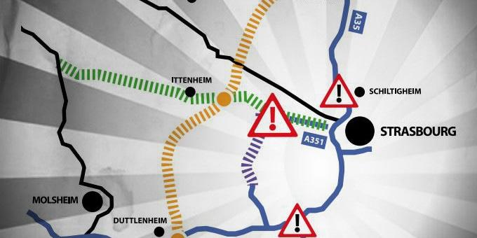 Alsace Nature dégaine 10 propositions contre le GCO