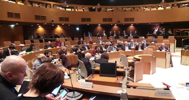 Débat sur le traité TAFTA le 9 février