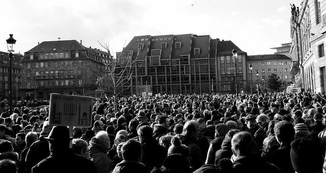 Un an après Charlie : un rassemblement organisé samedi