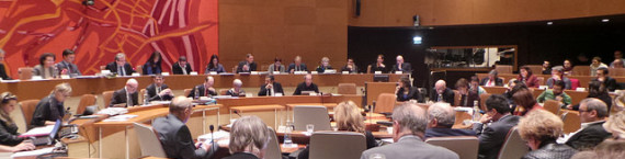 Avec un peu de retard, c'est l'heure du Débat d'orientations budgétaires (DOB) (Photo PF / Rue89 Strasbourg)