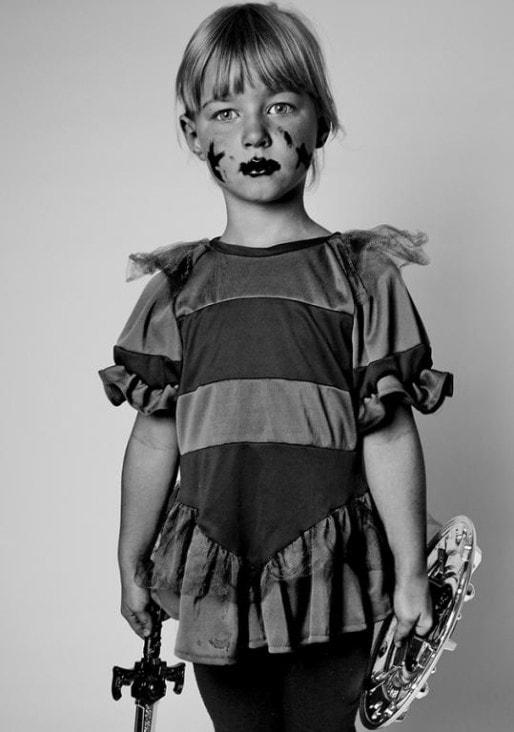 série Cendres (les âmes grises) - © Charlotte Aleman