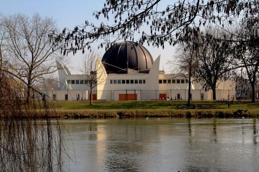 La grande mosquée de Strasbourg (Photo Claude Truong-Ngoc / Wikipedia / cc)