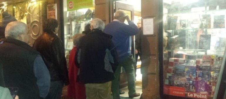 Charlie Hebdo : les kiosques de Strasbourg dévalisés