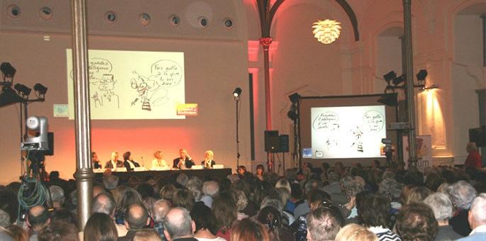 Suivez en direct le Forum européen de bioéthique de Strasbourg