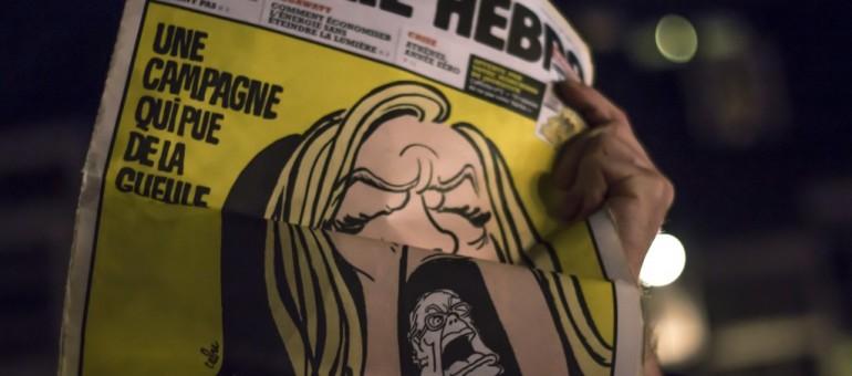 Marche collective pour Charlie Hebdo dimanche à 14h30