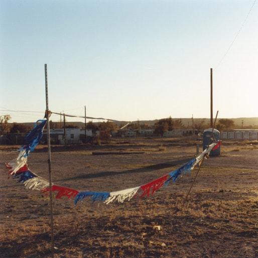 © Ronan Guillou, Dusk, Truth or Consequences, 2012