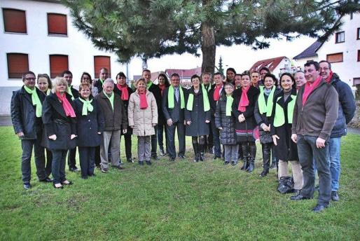 L'équipe d'Anne-Catherine Weber, définitivement élue maire de Plobsheim (Crédit photo site de campagne Plobsheim 2014)