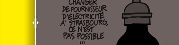 électricité de strasbourg dessin