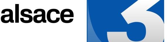 Le logo de France 3 Alsace