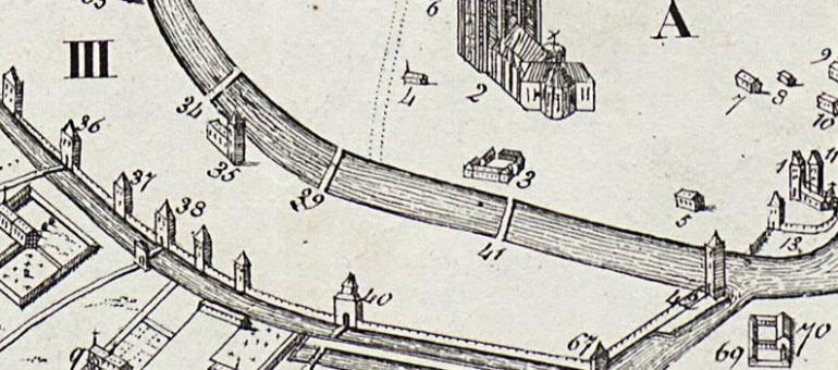 Quand la Krutenau était la banlieue lacustre de Strasbourg