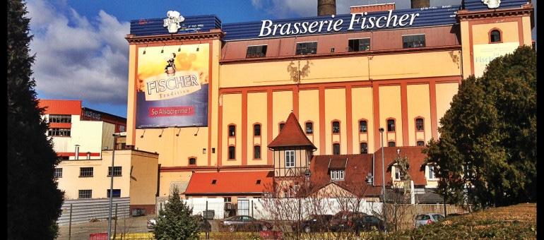 Schiltigheim veut reconvertir sa brasserie Fischer sans dépenser