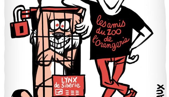 Du changement en vue pour les animaux du zoo de l'Orangerie ?