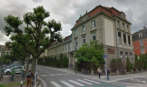 Le second mandat du directeur arrivait à échéance en février 2016 (capture d'écran Google Street View)