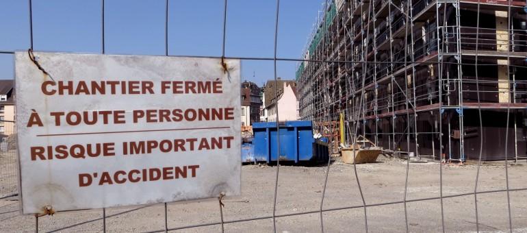 Après 2 ans d'arrêt, le chantier du pôle d'administration public va reprendre