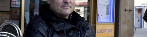 """Marc Faller vient de racheter la brasserie """"Europ'Café"""", le 15e établissement dont il est désormais propriétaire."""
