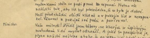 Extrait du manuscrit d'Hanuš Hachenburg (doc remis)