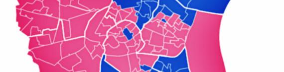 carte bureaux de vote stbg T2 Une