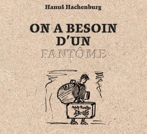 Couverture de l'édition de On a besoin d'un fantôme, par Rodéo d'âmes. (doc remis)