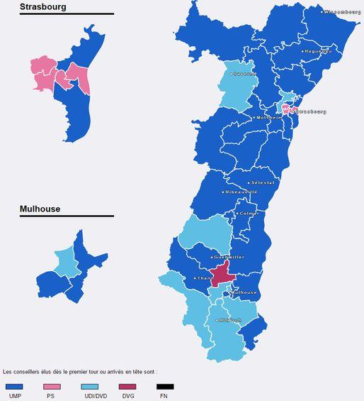 Cliquez pour accéder à la carte interactive des résultats. (carte Raphaël Da Silva)