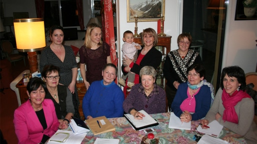 L'association Femmes d'Alsace veut faire des émules en politique. (doc. remis)