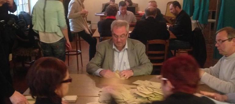 Forte poussée du Front National en Alsace, le PS éliminé du Haut-Rhin