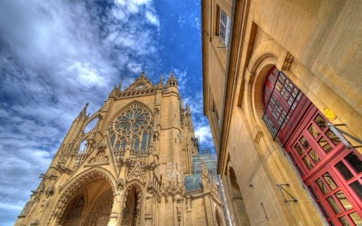 La cathédrale de Metz (Photo MorBCN / FlickR / cc)