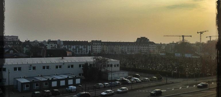 Pic de pollution aux particules fines ce mercredi dans le Bas-Rhin