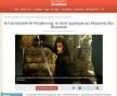 MediaDroit s'intéresse à l'univers de JRR Tolkien (capture d'écran)