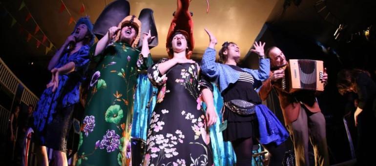 En roue libre, le Giboul'Off célèbre le spectacle vivant de jeudi à samedi