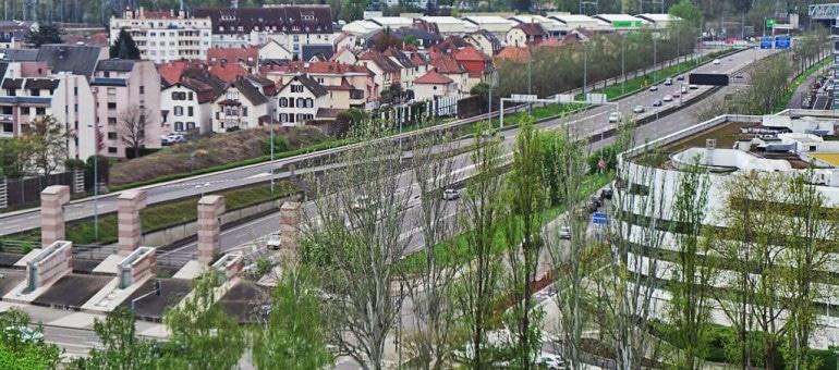 La circulation alternée envisagée à Strasbourg pour réduire la pollution de l'air