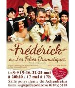Frederick ou les folies dramatiques (© Aude Koegler)