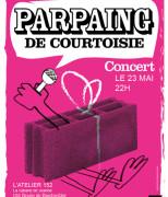 Parpaing de Courtoisie (© Jacques Reinhardt)