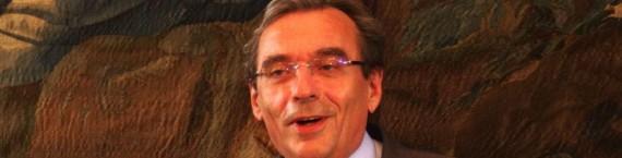 Roland Ries en avril 2013 à l'occasion d'une réception à l'hôtel de ville (Photo Claude Truong-Ngoc / Wikimedia Commons / cc)